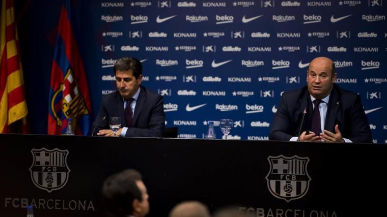 El presupuesto del Barça no contempla ningún fichaje en el mercado invernal