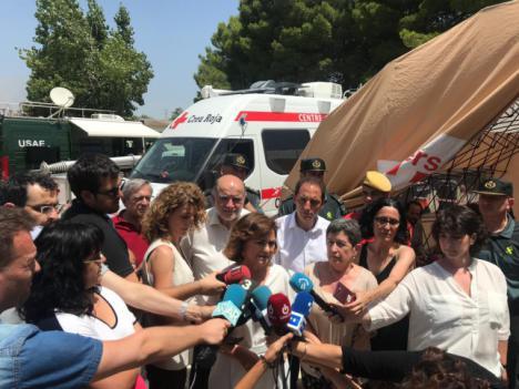 """España se queja ante el Vaticano por las """"injerencias"""" sobre la exhumación de Franco"""