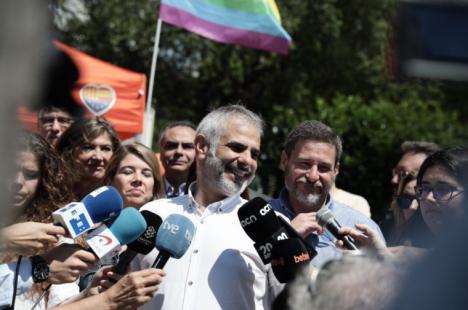 """Carrizosa: """"El PSOE no ha estado a la altura del momento político actual al pactar con separatistas y populistas"""""""