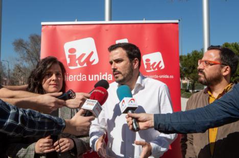 """Garzón: """"Sin nuestra presencia no existirían decretos con esta fuerza social"""""""