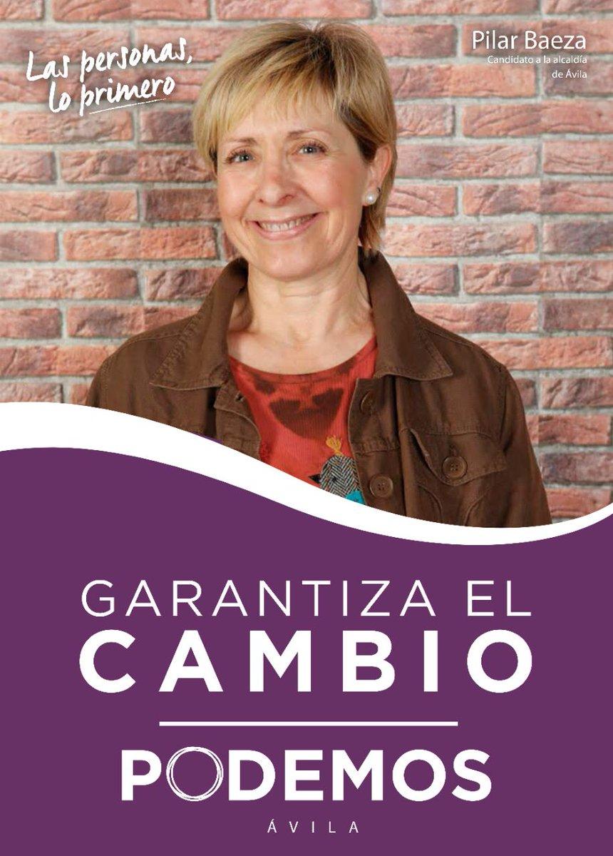 La candidata de Podemos en Ávila pensó en el suicidio y lamenta el 'ensañamiento' mediático