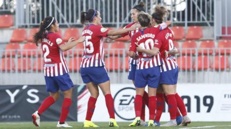 El Ayuntamiento de Madrid celebra la 'I Gala de Mujeres Deportistas'