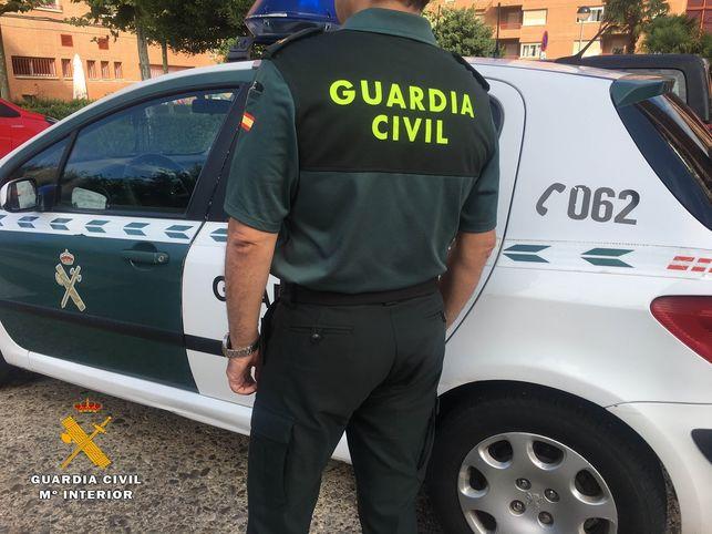 La Guardia Civil detiene en Guipúzcoa a un individuo por pertenencia a ETA