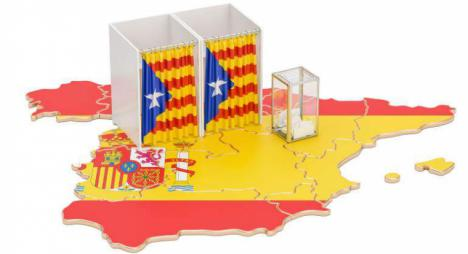 Elecciones Cataluña: Junts Pel Sí y la CUP ganarían las elecciones