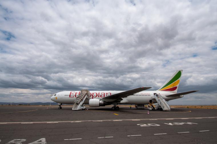 Borrell esquivó el accidente aéreo de Etiopía