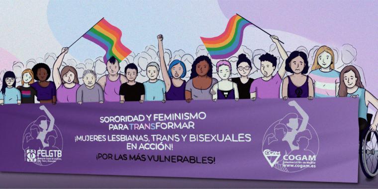 La Felgtb y Cogam, sobre futuras 'leyes trans': La libre autodeterminación del género 'ni se consensúa ni se negocia'