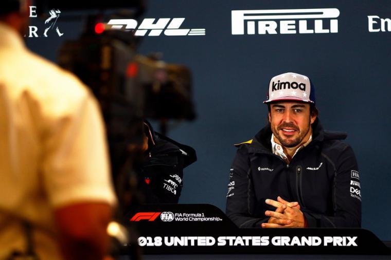 Fernando Alonso: 'Hamilton está entre los 5 mejores de la historia'