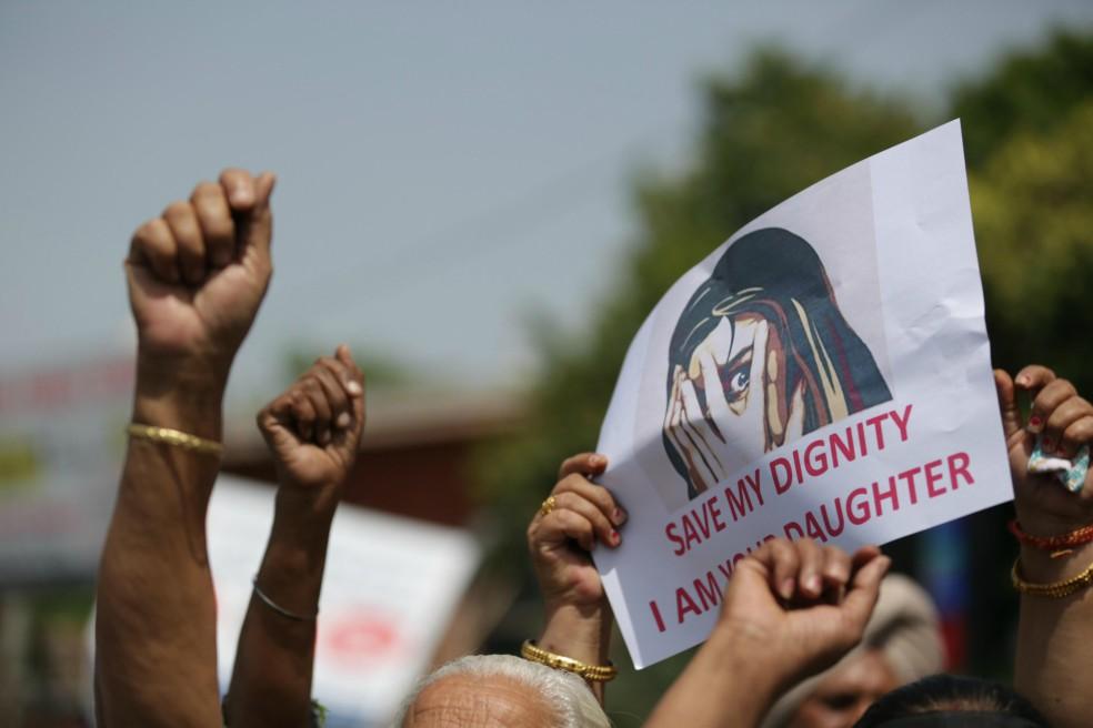 Violada en la UCI una niña de 4 años en la India