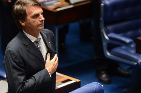 Jair Bolsonaro, presidente a pesar de todo
