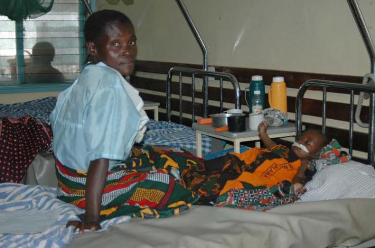 Dos millones y medio de niños mueren de hambre cada año