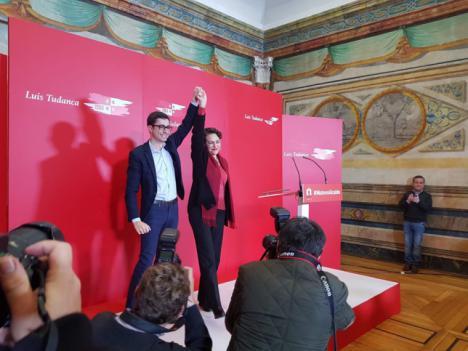 Magdalena Valerio: Ningún progresista de este país tiene que quedarse en su casa el 26 de mayo