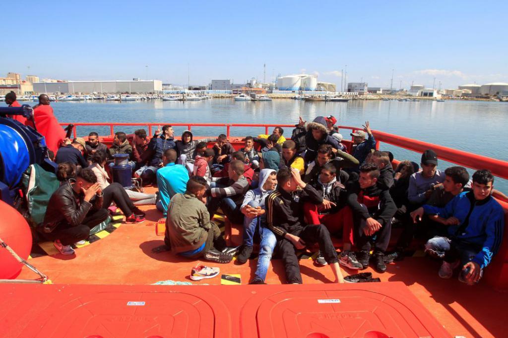 Más de 2.000 muertos en el Mediterráneo solo en 2018