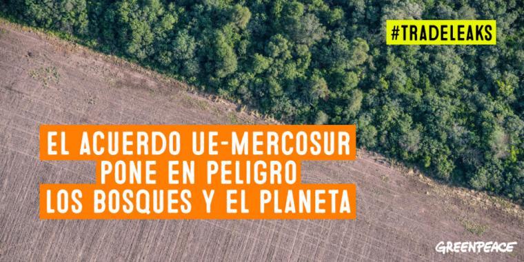 La negociación comercial entre la UE y Mercosur 'ignora la emergencia climática'