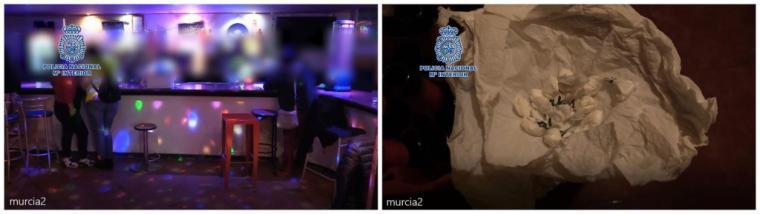 Rescatadas tras ser explotadas sexual y laboralmente en un local de ocio nocturno en Fortuna
