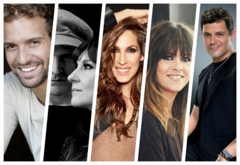 Los músicos españoles 'víctimas' de la SGAE