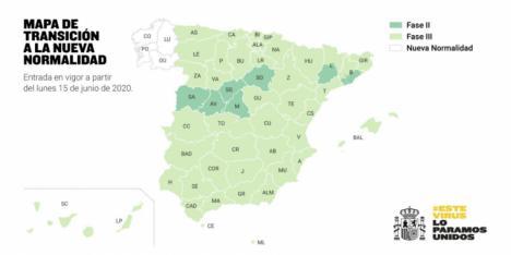 La primera comunidad autónoma en entrar en la 'nueva normalidad' será Galicia