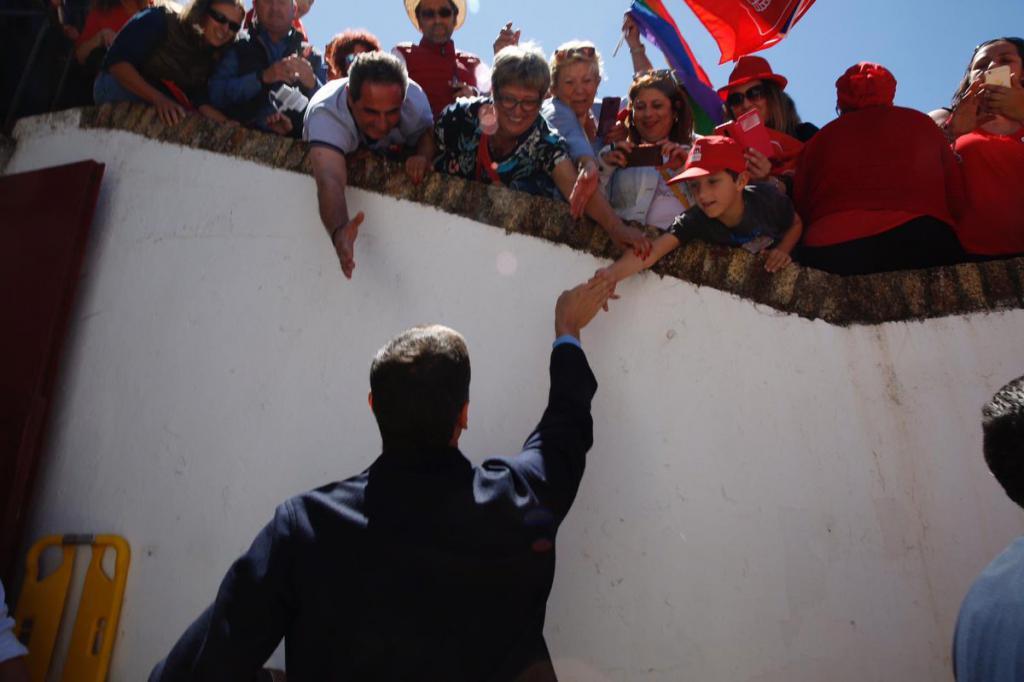 """Pedro Sánchez: """"Tenemos que ganar y gobernar"""""""