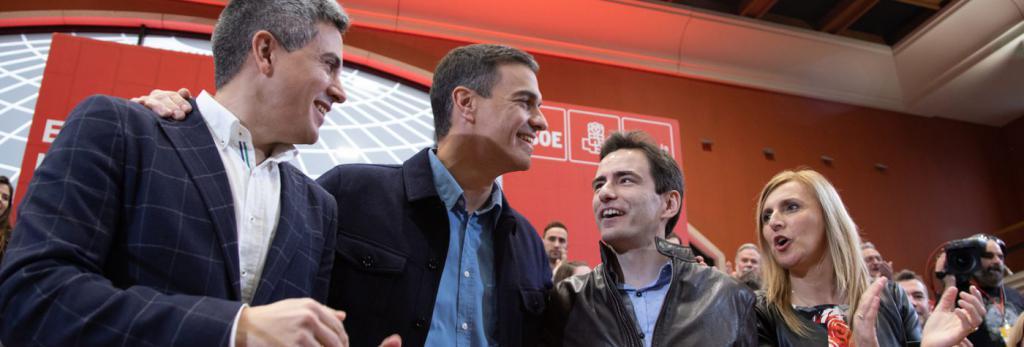 Pedro Sánchez: El Gobierno trabaja para unir a los españoles y no para enfrentarlos como hacen las derechas