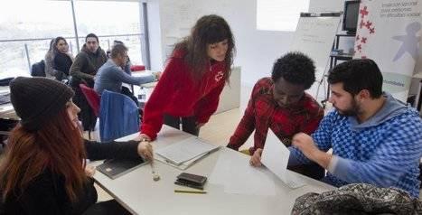 Cruz Roja y Bankia apoyan el empleo de más de 5.700 personas