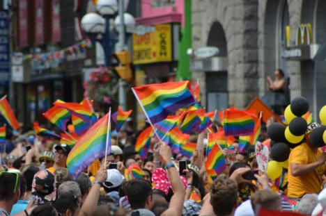 """El Orgullo LGTBI de este año se centra en """"los mayores"""""""