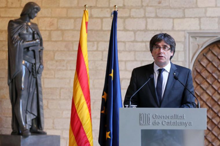 Un desacreditado Puigdemont descarta la convocatoria de elecciones