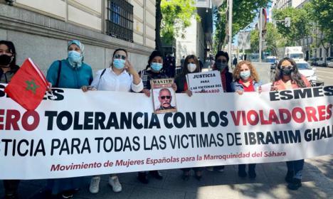 Las asociaciones marroquíes en España continúan su movilización contra la impunidad de Braim Gali
