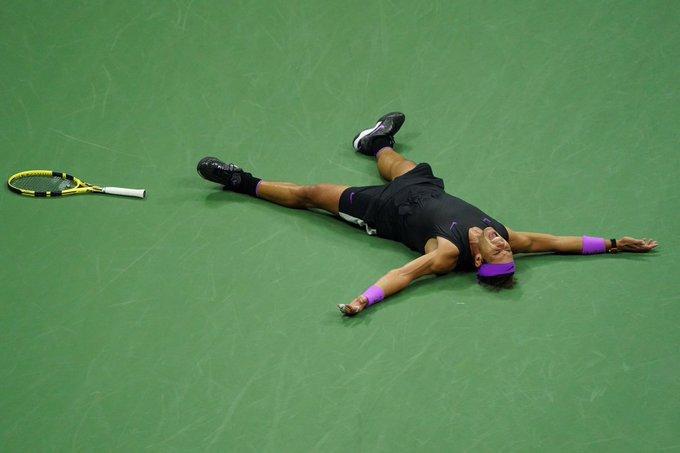 Nadal no da tregua y se hace con su cuarto US Open