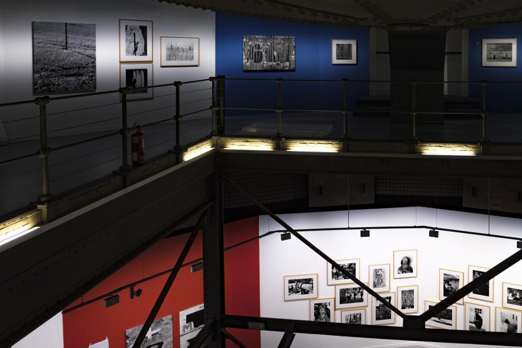 Una exposición dedicada al fotógrafo Ricard Terré