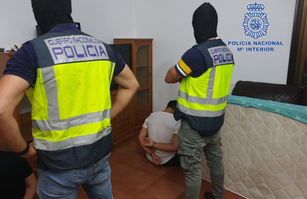 Detenido un sicario de Ceuta huido de la justicia