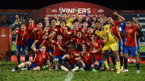 La Sub-17 llega a la final del Mundial