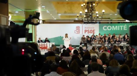 "Susana Díaz va a estar ""vigilando y controlando para que no se den pasos atrás"""