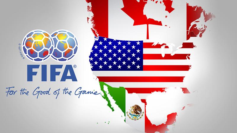 La candidatura conjunta de Estados Unidos, México y Canadá se lleva el Mundial 2026
