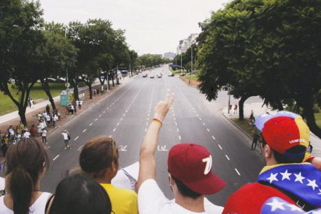 Información sobre protección internacional para nacionales venezolanos en España