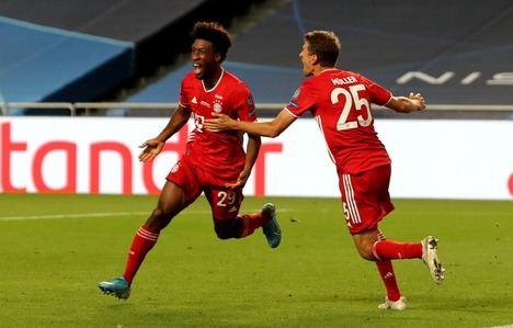El Bayern campeón de la UEFA Champions League 2019/20