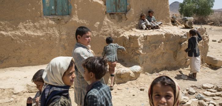La población en Yemen sufre un grave deterioro de las condiciones de vida