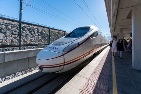 El AVE Madrid-Castellón comenzará el servicio comercial el próximo 23 de enero