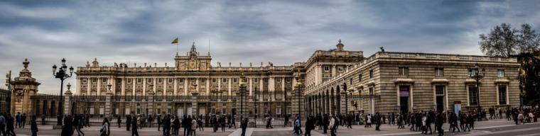 Un vistazo al Palacio Real de Madrid