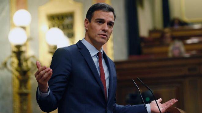 """Sánchez: """"Seguiremos trabajando sin descanso para lograr la igualdad total y efectiva"""""""